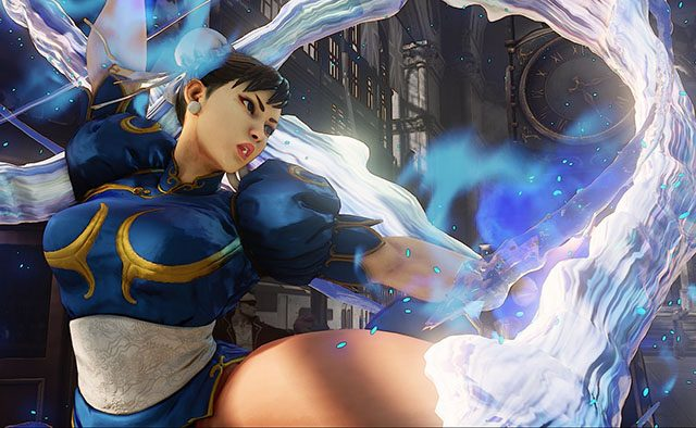 Street Fighter V: New Battle System Details