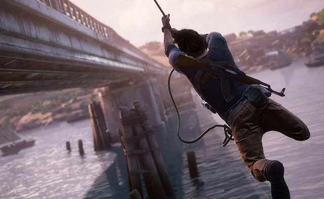 Uncharted 4: Inside That E3 Demo