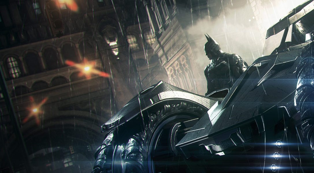 New on PlayStation Store: Batman: Arkham Knight, Final Fantasy XIV: Heavensward, more
