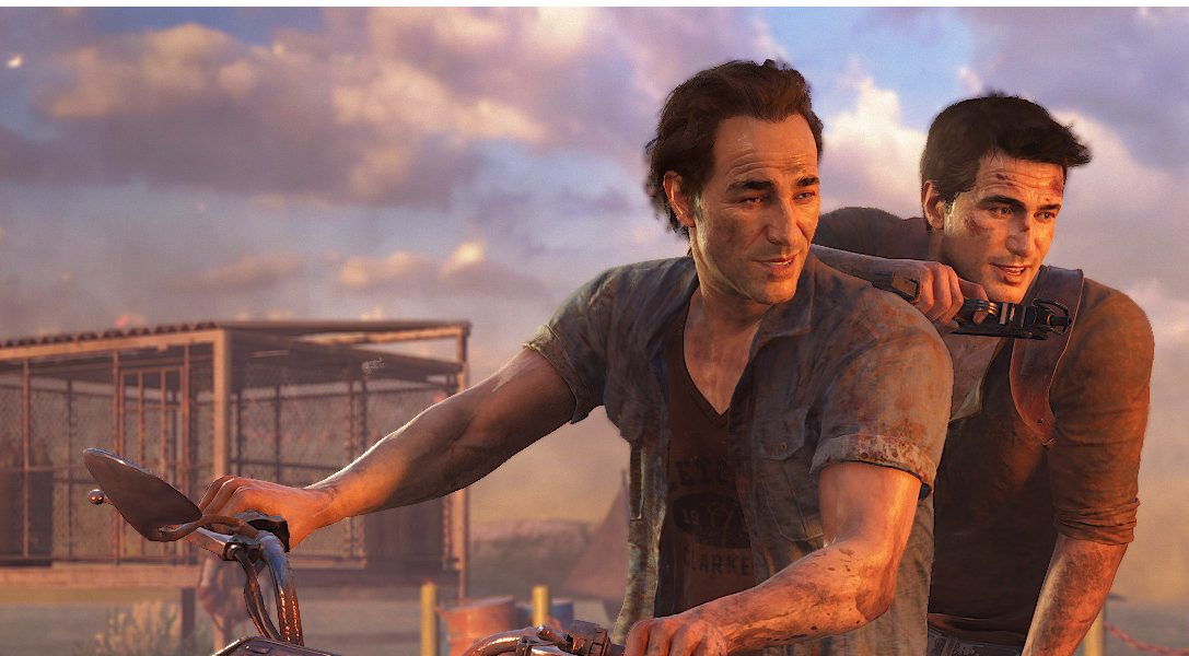 The inside track on that stunning E3 Uncharted 4: A Thief's End demo