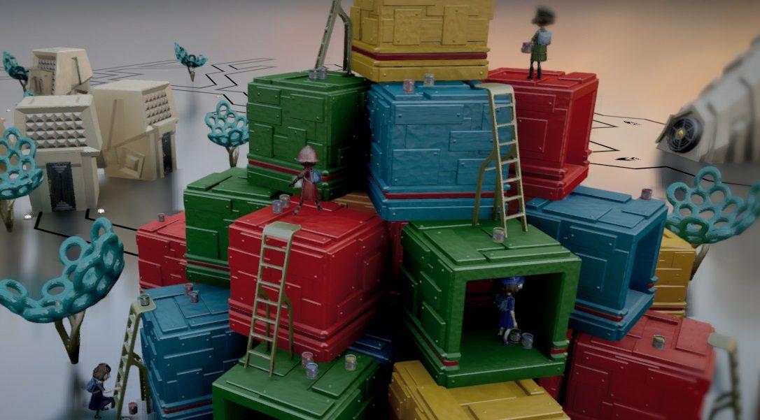 New The Tomorrow Children trailer debuts at E3 2015