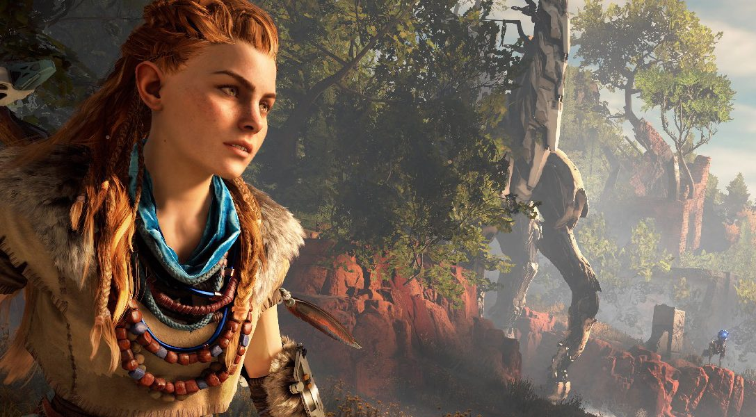 Horizon Zero Dawn announced for PS4, from Guerrilla Games