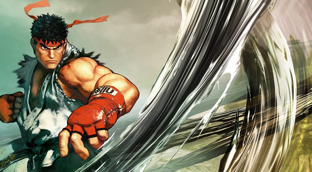 Street Fighter V battle system detailed in new trailer