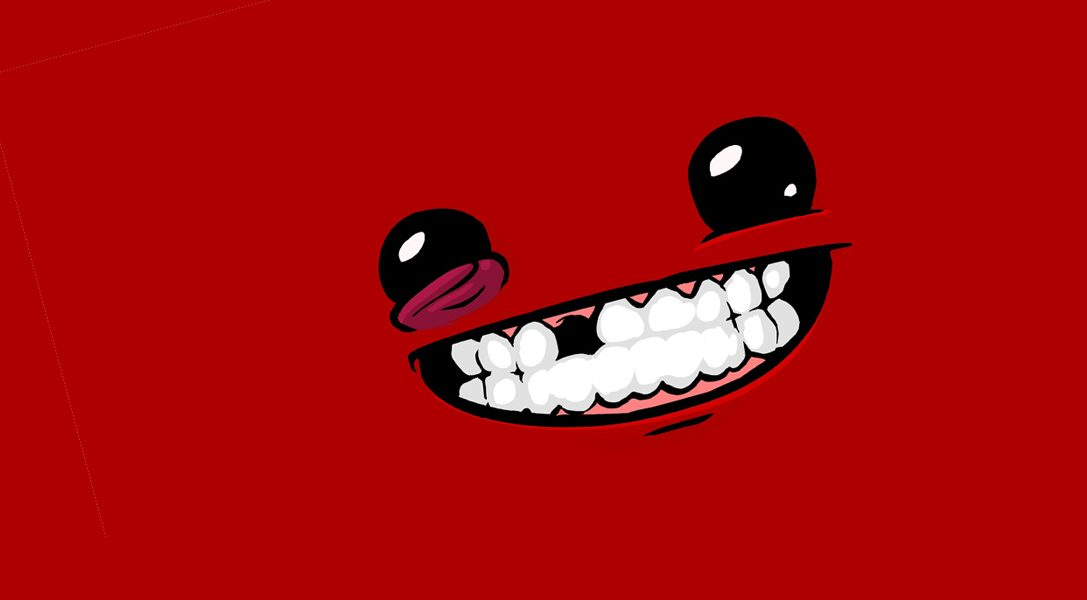 Super Meat Boy is coming to PS4, PS Vita – and PS Plus!