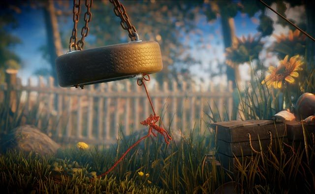 Introducing Unravel, Coming to PS4