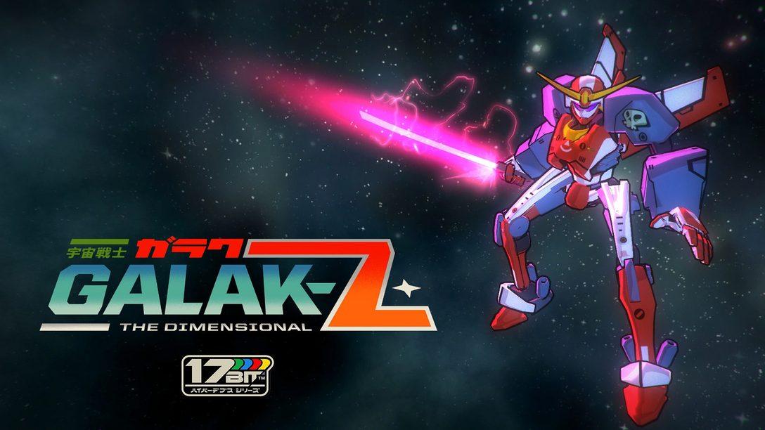 Galak-Z: Mech Mode Revealed