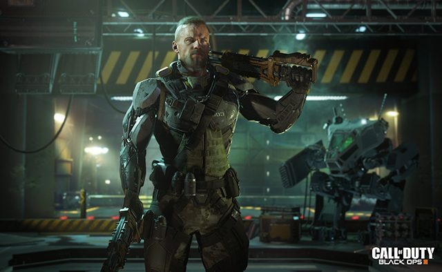 Hands-on with Call of Duty: Black Ops III Multiplayer