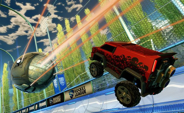 Rocket League Out Today, Free for PS Plus Members
