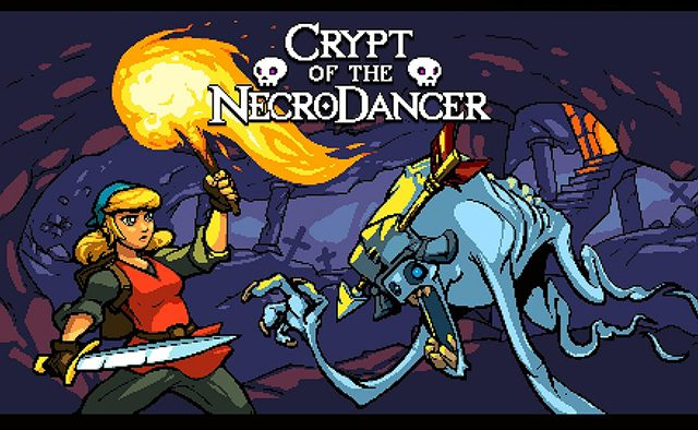 Crypt of the NecroDancer Coming to PS4, PS Vita