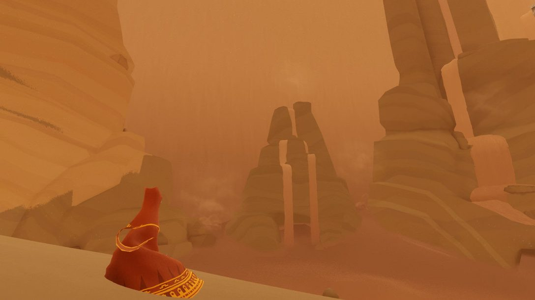 Experience Journey, Out Today on PlayStation 4