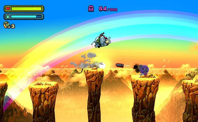 Tembo The Badass Elephant out Tomorrow: Game Freak's PS4 Debut
