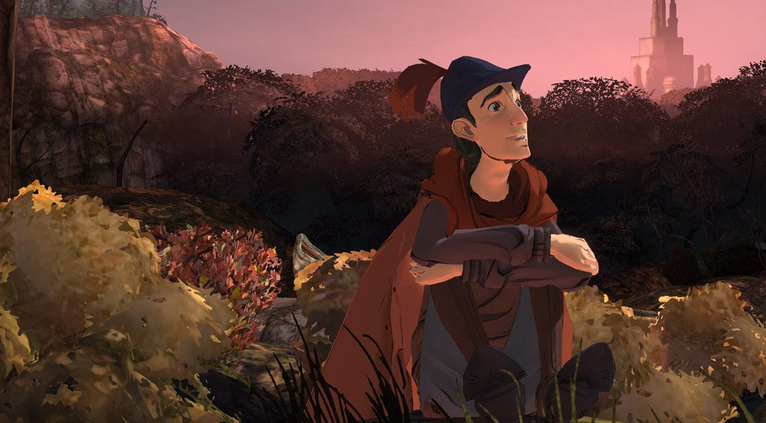 New on PlayStation Store this week: King's Quest, N++, The Swindle, more