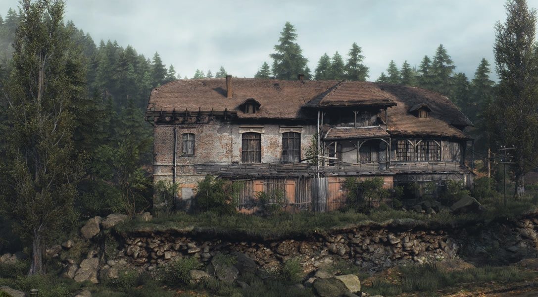 5 weird tales from the development of The Vanishing of Ethan Carter, out next week on PS4