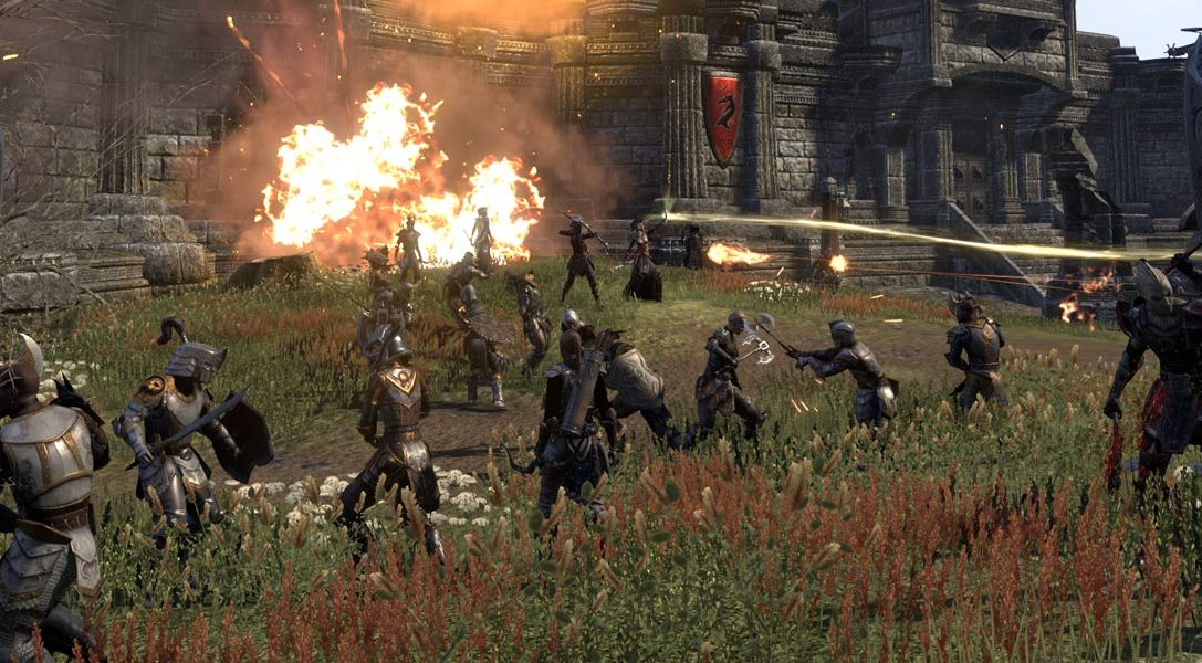 PlayStation Store charts, June: Batman Arkham Knight and The Elder Scrolls Online debut
