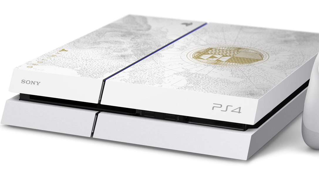 Limited edition Destiny: The Taken King PlayStation 4 revealed