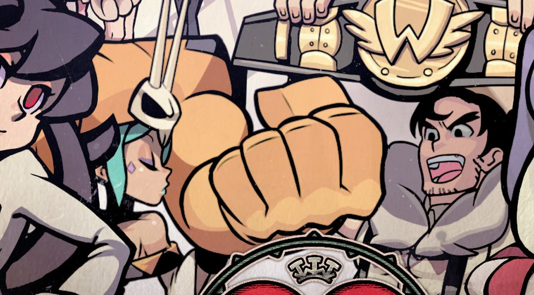 Skullgirls 2nd Encore hits PS4 this month