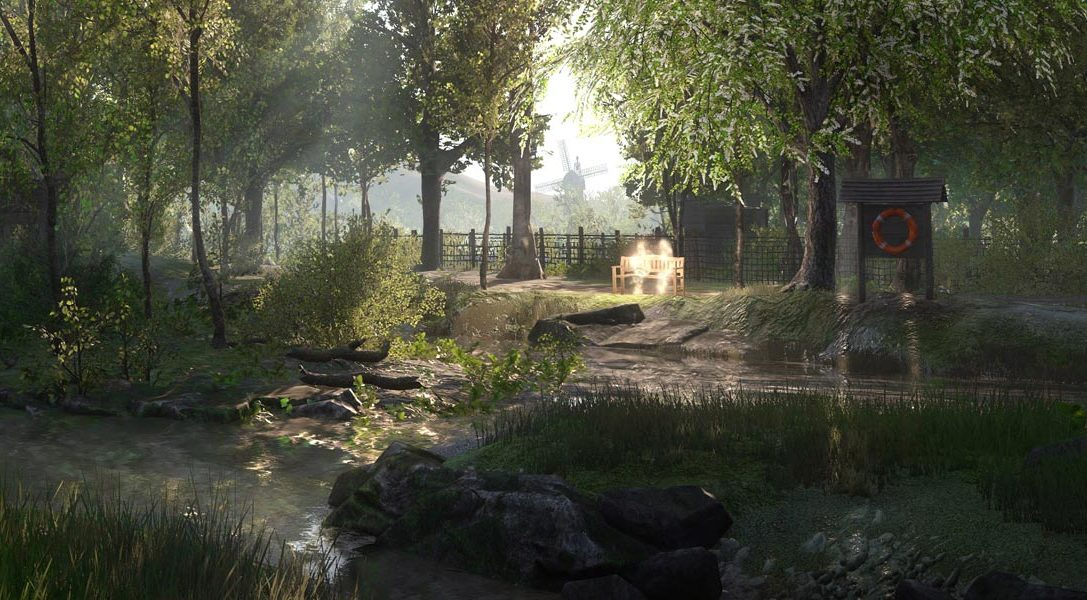 Creating the dreamlike music for Everybody's Gone to the Rapture