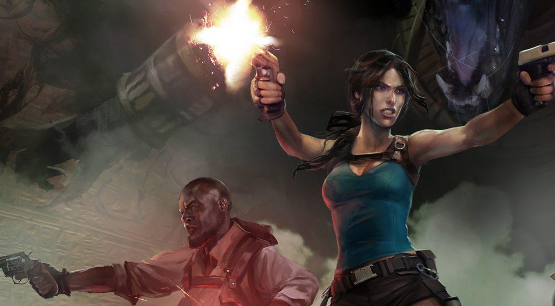 PlayStation Plus in August: Lara Croft, God of War, Stealth Inc 2, more