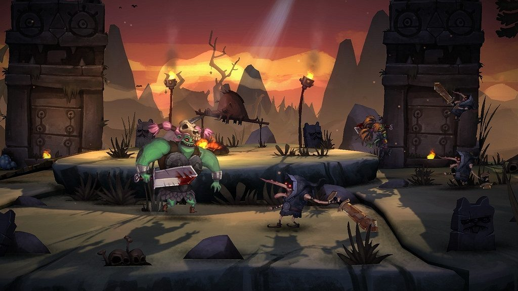Vote Zombie Vikings During PlayStation Vote to Play