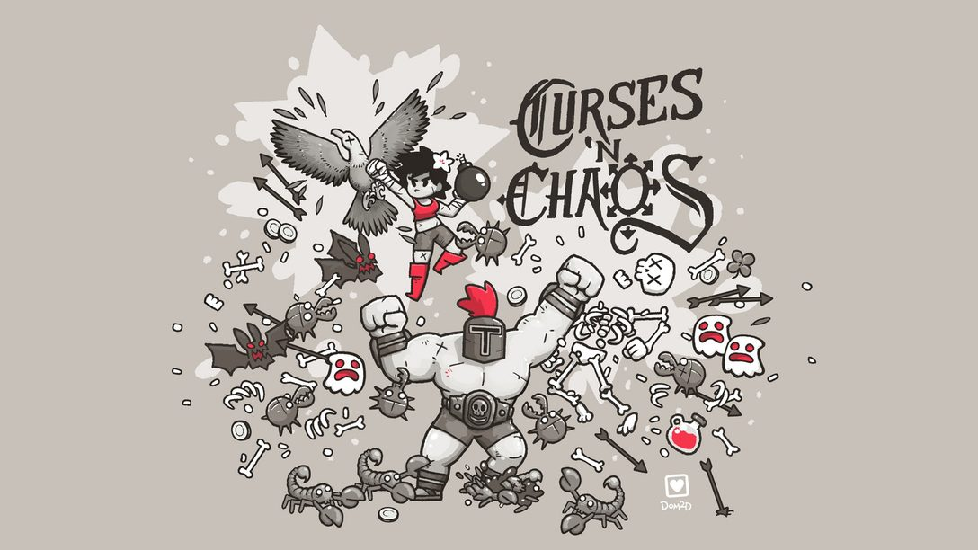 Curses 'N Chaos Coming to PS4, PS Vita August 18th