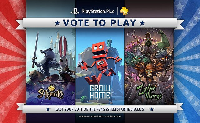 Vote to Play Begins Thursday, Help Decide Next PS Plus Lineup