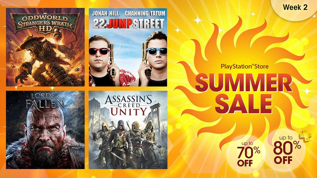 PS Store Summer Sale Week 2: Assassin's Creed Unity, Project Almanac & More