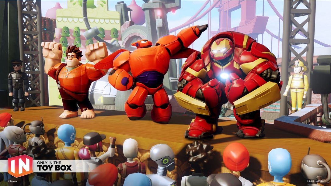 Disney Infinity 3.0 Out Now on PS4, PS3