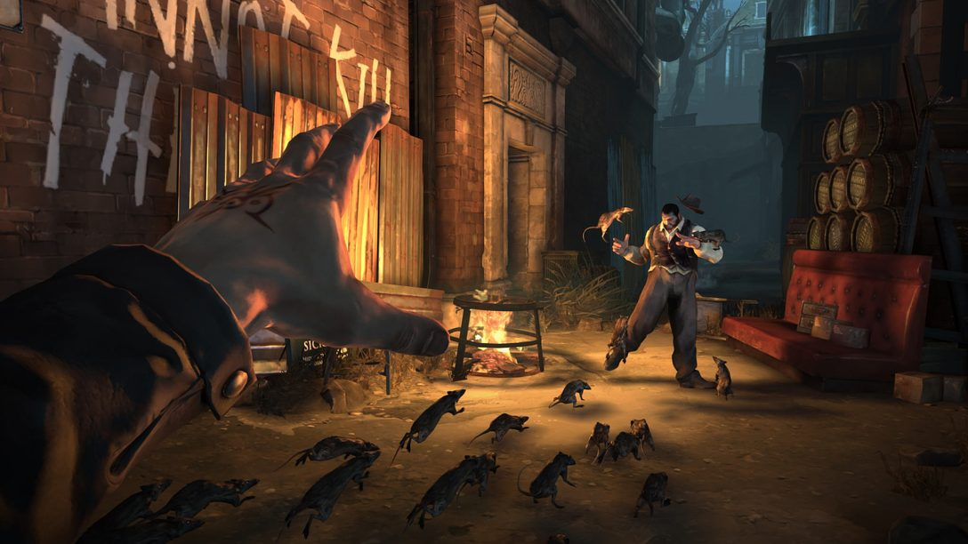 Q&A: Dishonored Definitive Edition Blinks to PS4 Today
