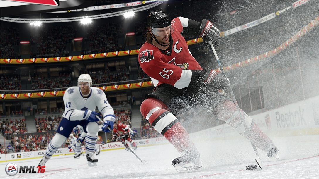 Canada: NHL 16 PlayStation 4 Bundle Available September 15th