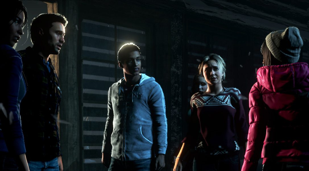 Until Dawn arrives exclusively on PS4 this week