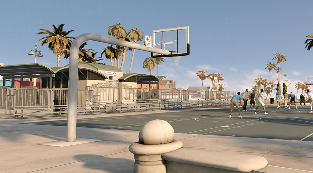 Free NBA Live 16, Live Pro-Am coming soon to PS4