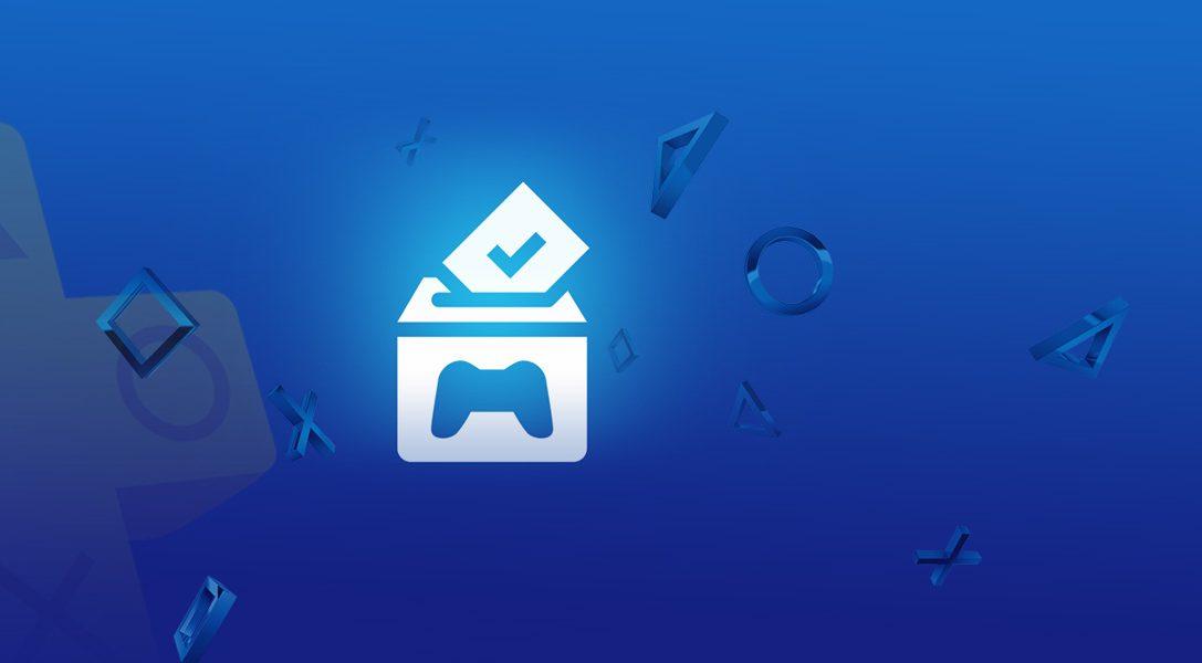 PlayStation Plus: Vote to Play kicks off this week