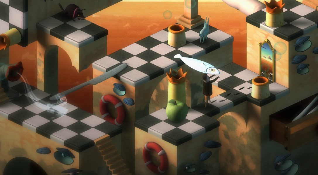 Surreal sleepwalking puzzler Back to Bed coming soon to PS4, PS3 & PS Vita