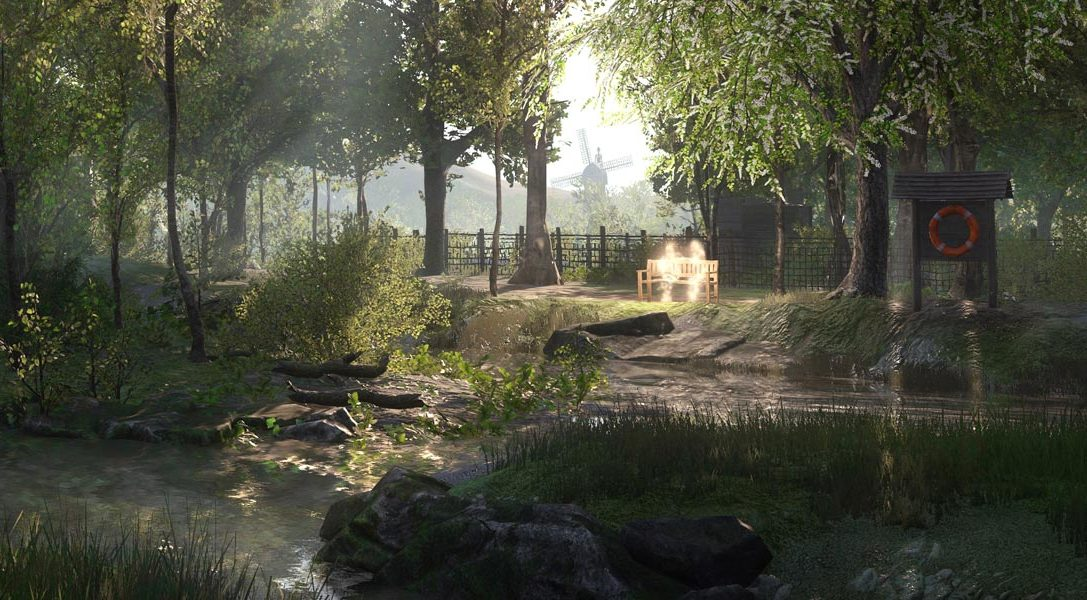 Watch the Everybody's Gone To The Rapture launch trailer