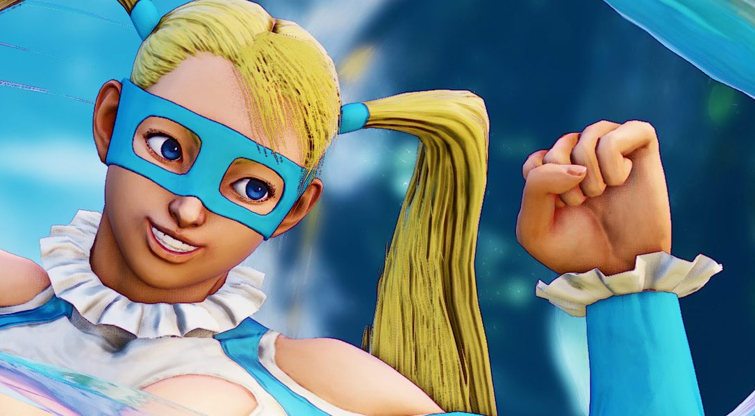 Street Fighter V welcomes Rainbow Mika to the roster