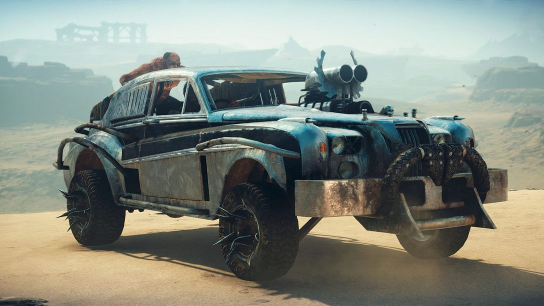 5 Secrets to Uncover in Mad Max, Out Today on PS4