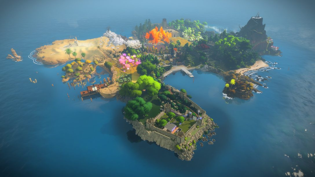 The Witness: Inside One of 2016's Most Important Games
