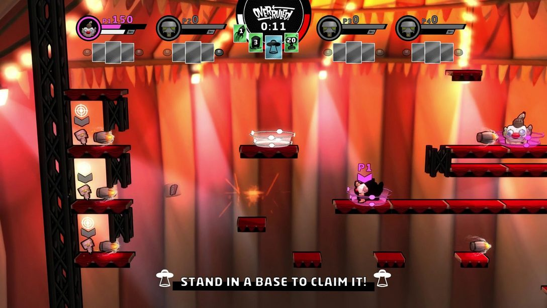 Overruled! Heads to PS4 on September 15th