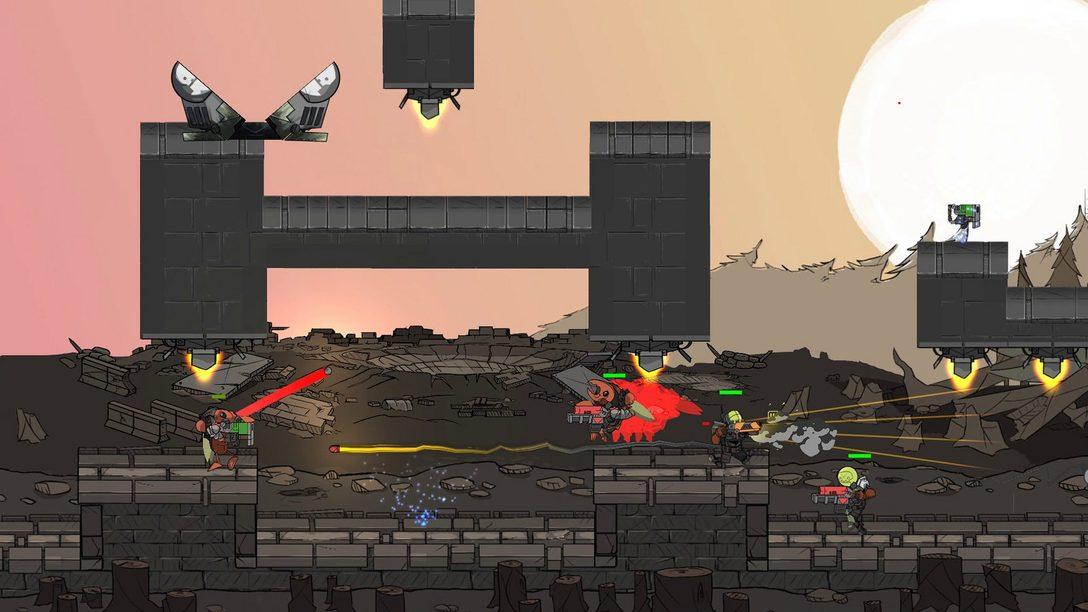 Introducing Crashnauts on PS4
