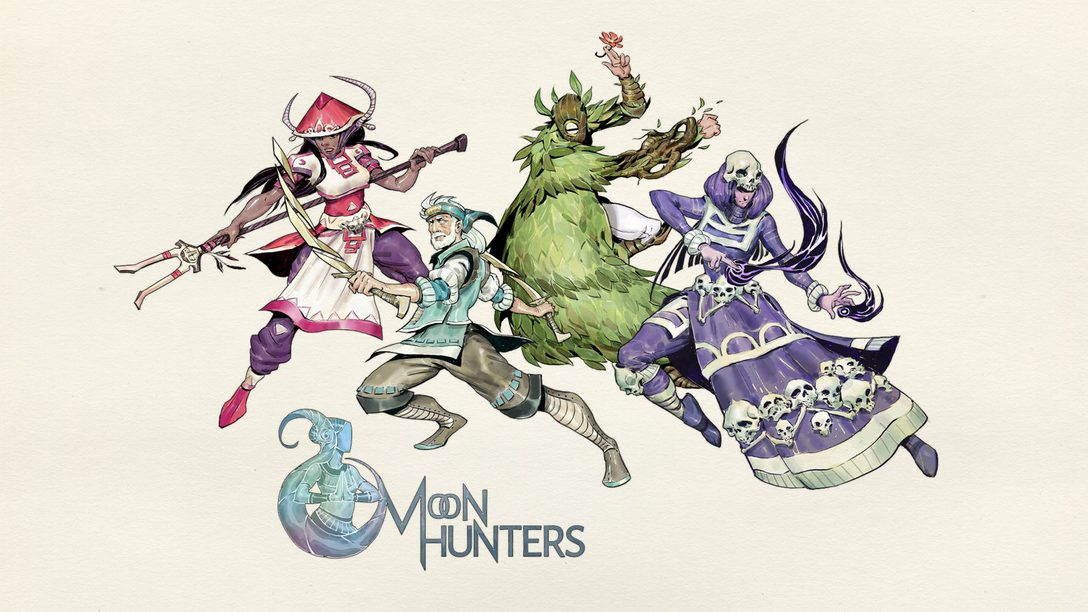 Moon Hunters Launches on PS4 in 2016, Features Old-school Cooking