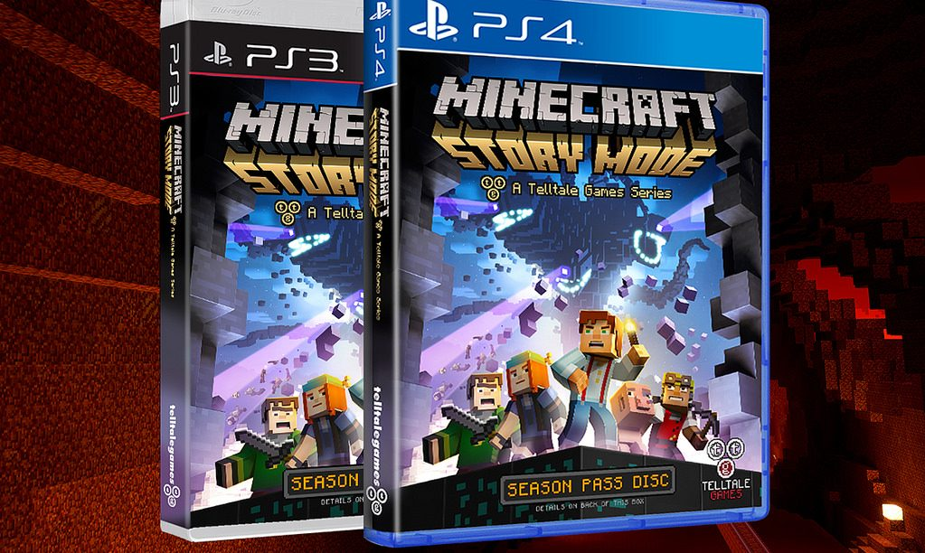 Minecraft: Story Mode Begins October 13th on PS4, PS3