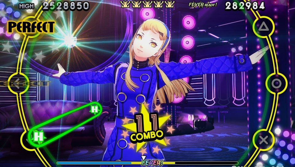 Persona 4: Dancing All Night Out Today on PS Vita