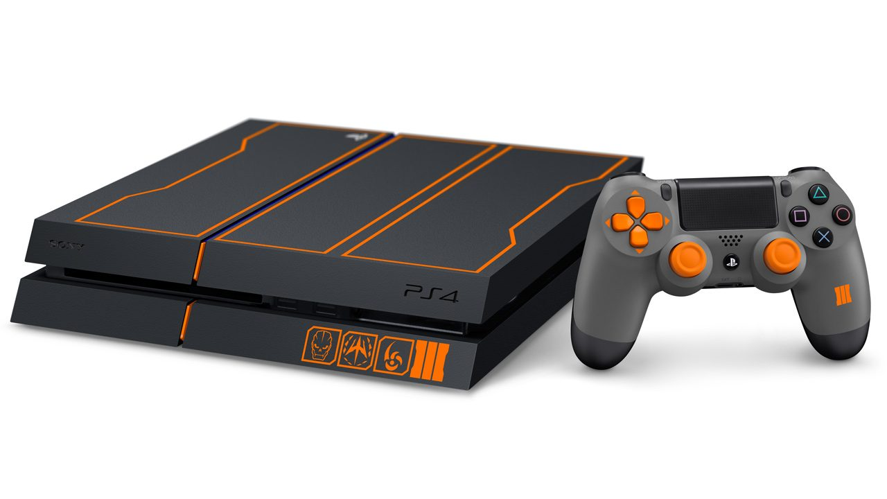 Call Of Duty Black Ops Iii Limited Edition Playstation 4 Bundle