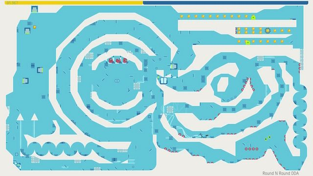 N++: Metanet's Favorite Player-Made Levels