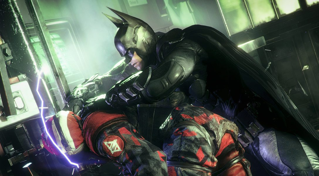 This Week S Playstation Store Discounts Batman Arkham Knight The