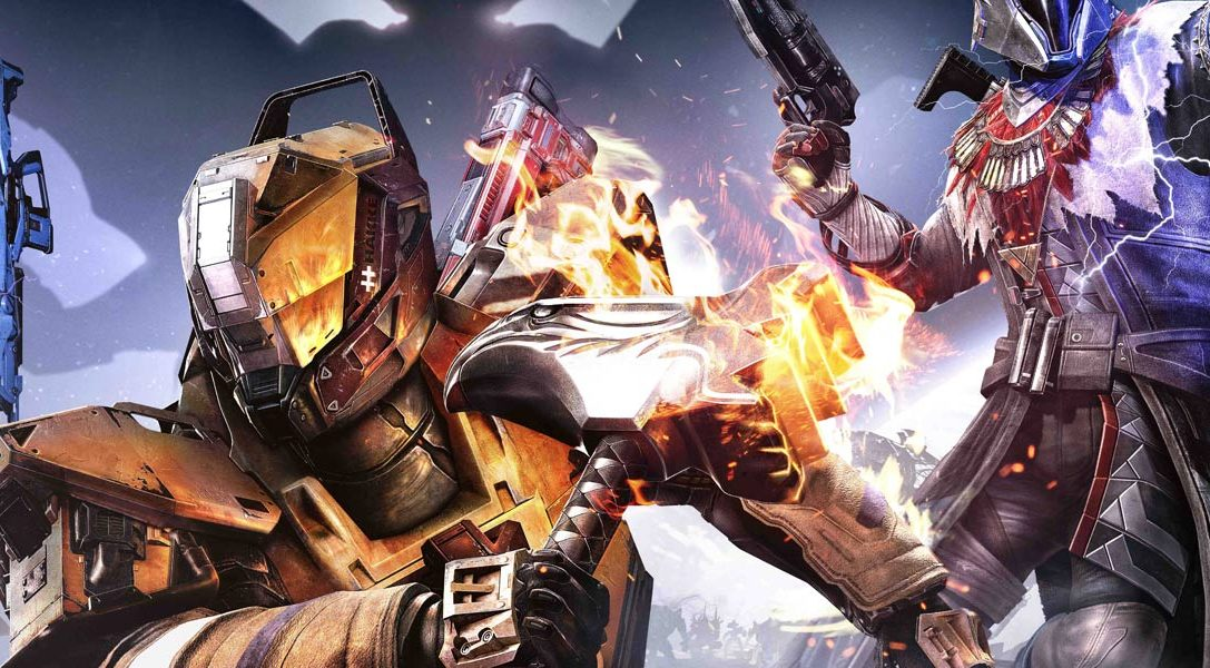 New on PlayStation Store: Destiny: The Taken King, PES 2016, NHL 16, more
