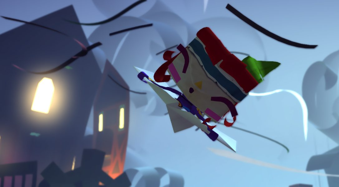 New on PlayStation Store: Tearaway Unfolded, Beyond Eyes, Leo's Fortune, more