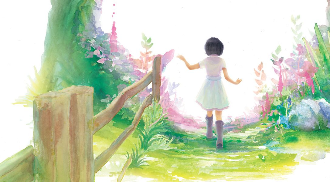 Striking watercolour adventure Beyond Eyes arrives on PS4 this week