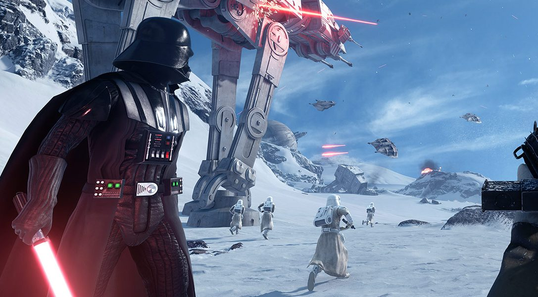 Star Wars Battlefront beta coming to PS4 in early October