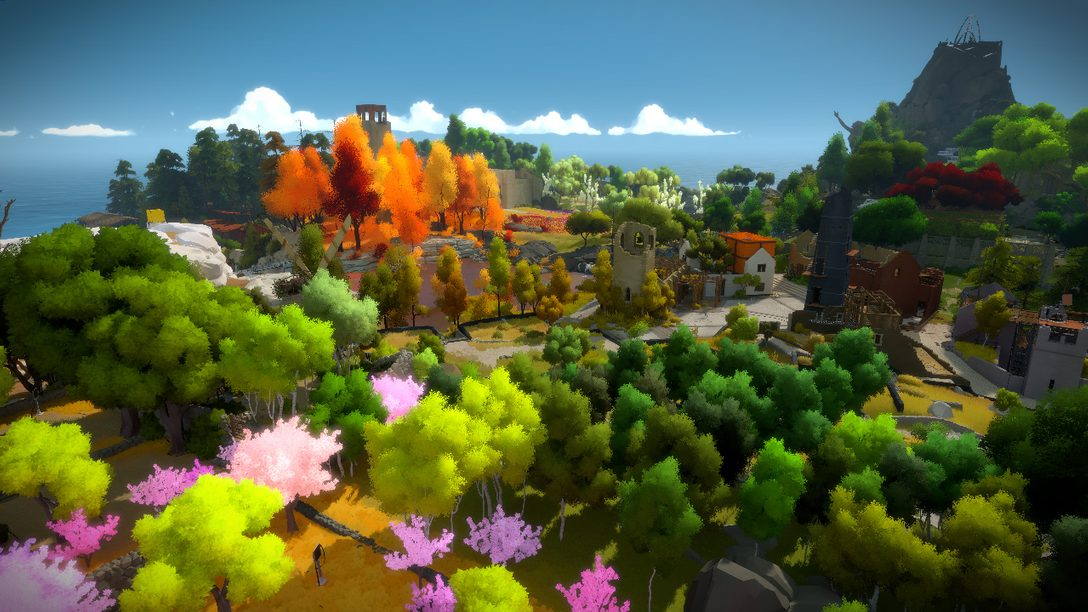 The Witness Launches on PS4 January 26, 2016